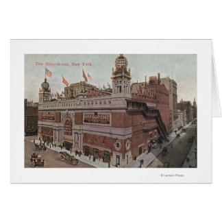 New York, NY - The Hippodrome Card
