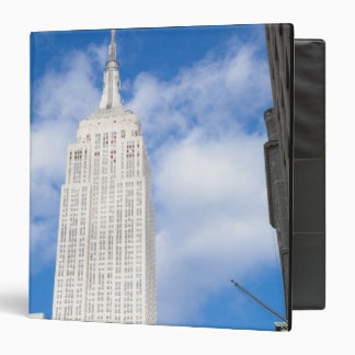 New York, NY, USA - A view of downtown New Binders