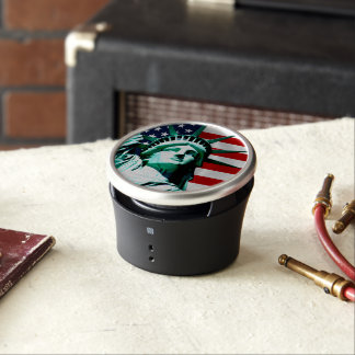New York (NY) USA - The Statue of Liberty Bluetooth Speaker