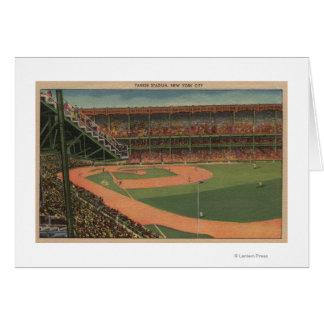 New York, NY - Yankee Stadium Card