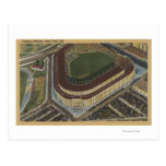 New York, NY - Yankee Stadium from the Air #1 Postcard