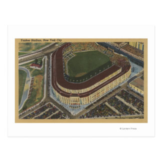 New York, NY - Yankee Stadium from the Air #1 Postcard