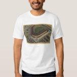 New York, NY - Yankee Stadium from the Air #1 T-shirt