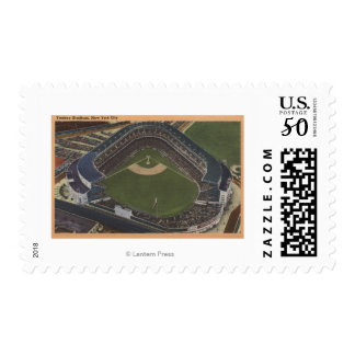 New York, NY - Yankee Stadium from the Air #2 Postage