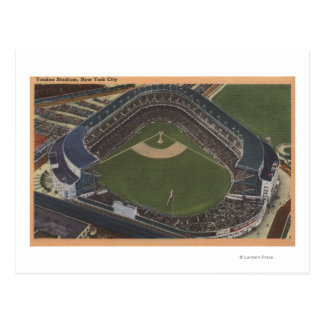 New York, NY - Yankee Stadium from the Air #2 Postcard