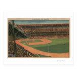New York, NY - Yankee Stadium Postcard