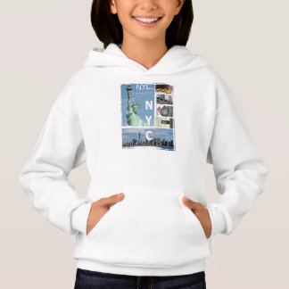 new york nyc usa america liberty statue hoodie