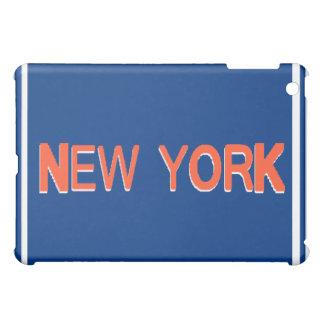 New York Orange iPad Case