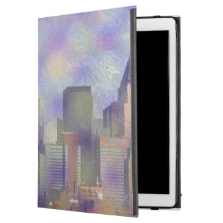 "new york painted iPad pro 12.9"" case"