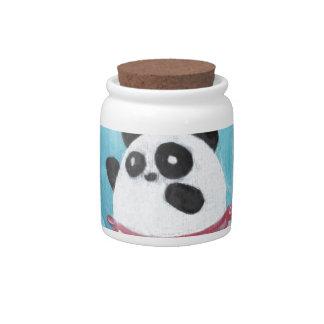 New York Panda TuTu Candy Dishes