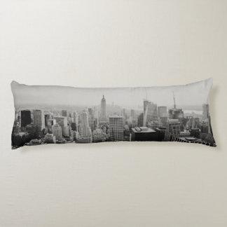 New York Panoramic Skyline Body Pillow