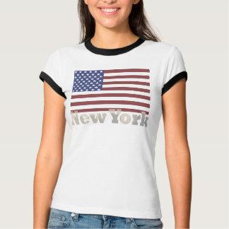 New York Patriotic Tshirt American Flag NYC 6