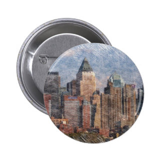 new york, pencil look buttons