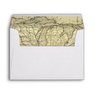 New York, Pennsylvania and Ohio Railroad Envelope