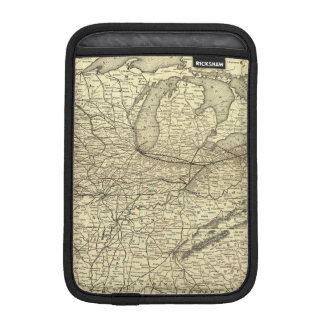 New York, Pennsylvania and Ohio Railroad iPad Mini Sleeve