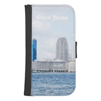 New York Galaxy S4 Wallet Case
