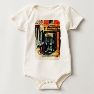 New York Pizzeria Baby Bodysuit