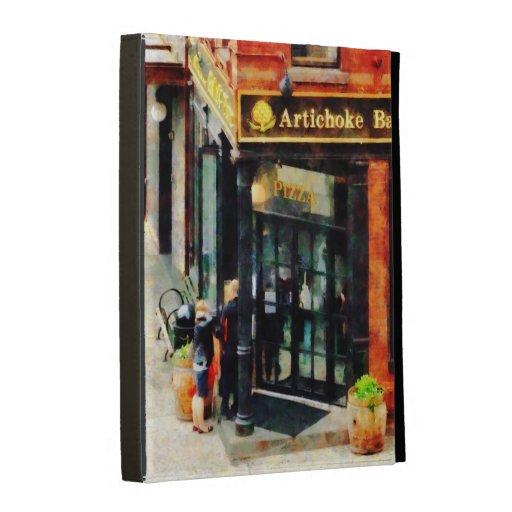 New York Pizzeria iPad Folio Cases