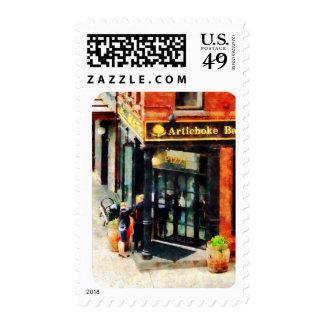 New York Pizzeria Postage