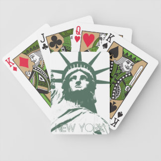 New York Playing Cards Statue of Liberty Souvenirs