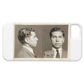 """New York Police Mugshot Charles """"Lucky"""" Luciano iPhone 5/5S Covers"""