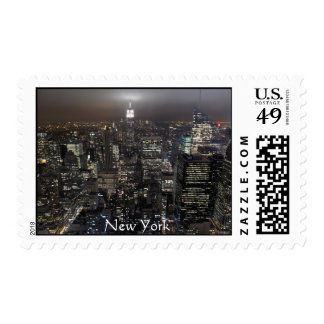 New York Postage Stamp NY City Stamps