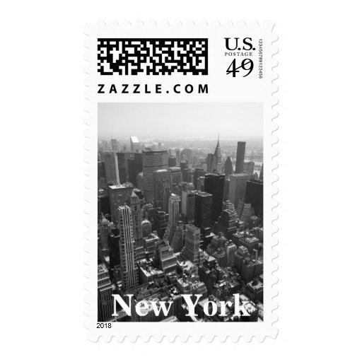 New York Postage Stamps Stamp
