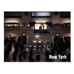 New York Postcard by David M. Bandler