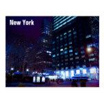 New York Postcard by David M. Bandler