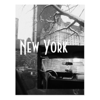 New York Post Cards