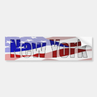New York Pride Bumper Sticker