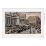 New York Public Library Greeting Card