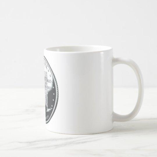 New York Quarter Coffee Mug