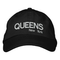 New York - Queens Adjustable Hat