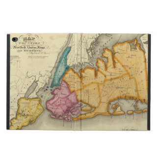 New York, Queens, Kings, Richmond counties Powis iPad Air 2 Case