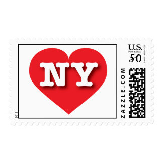 New York Red Heart - Big Love Postage