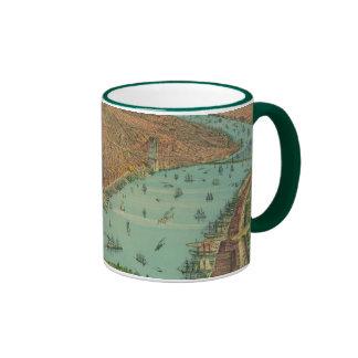 New York Ringer Mug