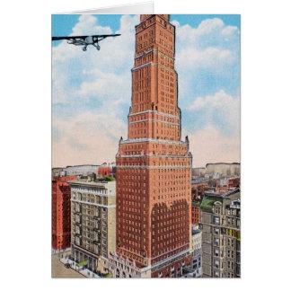 New York: Ritz Tower Card