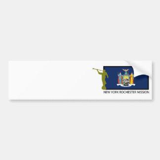 NEW YORK ROCHESTER MISSION LDS CTR BUMPER STICKER