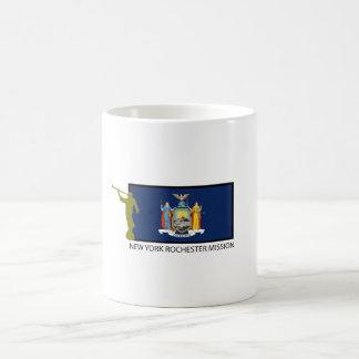 NEW YORK ROCHESTER MISSION LDS CTR COFFEE MUG