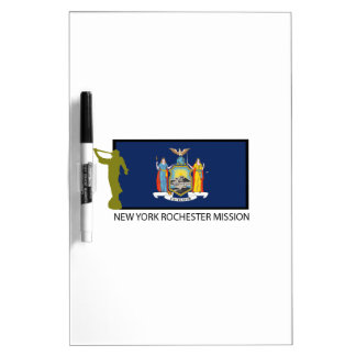 NEW YORK ROCHESTER MISSION LDS CTR DRY ERASE BOARD