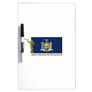 NEW YORK ROCHESTER MISSION LDS CTR Dry-Erase BOARDS