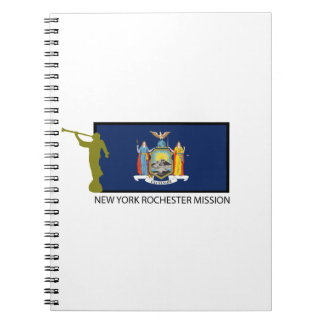 NEW YORK ROCHESTER MISSION LDS CTR NOTEBOOKS