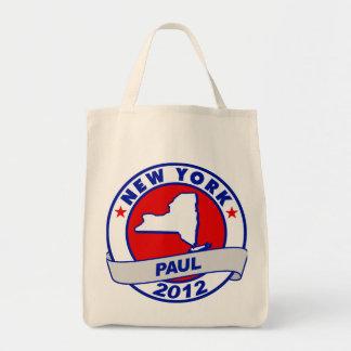 New York Ron Paul Tote Bag