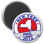 New York Ron Paul Refrigerator Magnets