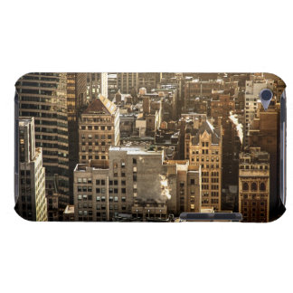 New York Rooftops - Skyscrapers in Sunlight Barely There iPod Cover