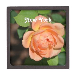 New York Rose Premium Trinket Boxes