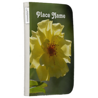 New York Roses Kindle Case