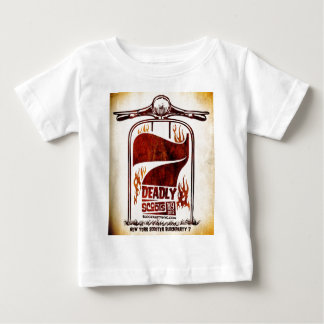 New York Scooter BlockParty 7 Infant Baby T-Shirt