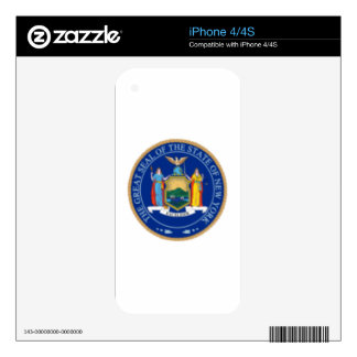 New York Seal Skins For The iPhone 4S